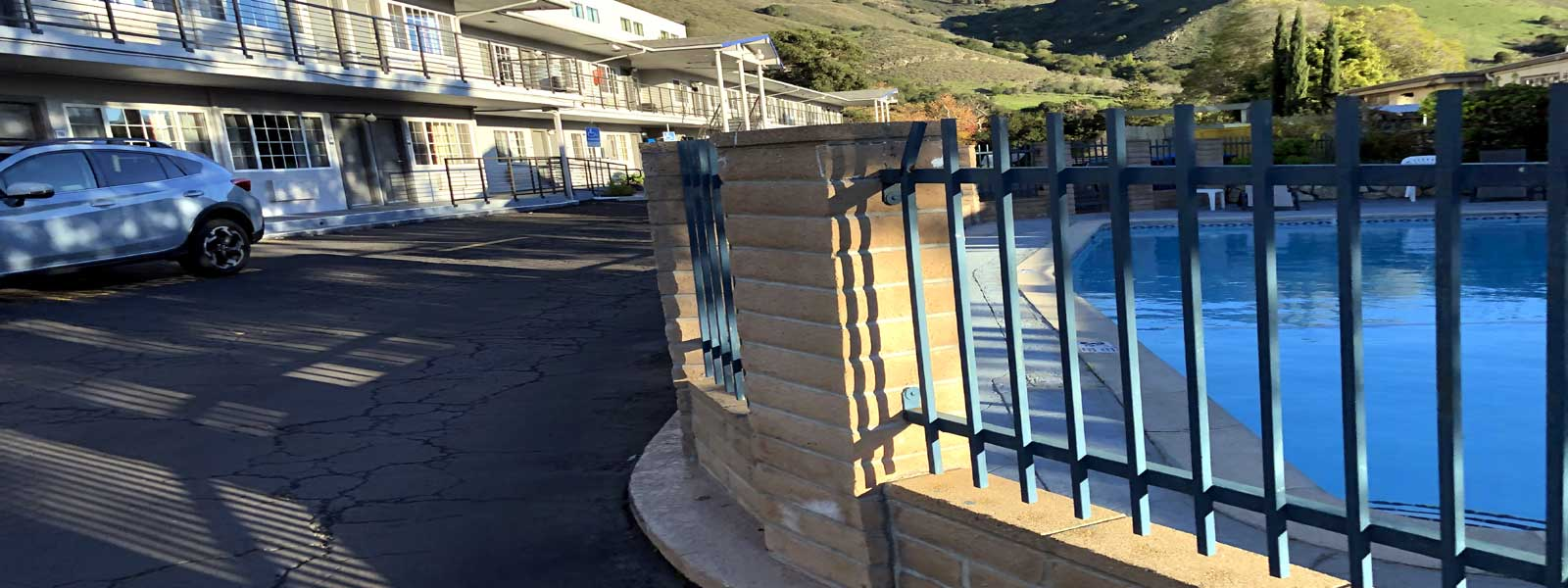 Motels in San Luis Obispo Budget Discount 3 Star Rating